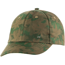 Regatta Cuyler II Cap Boys Grape Leaf Camo Print